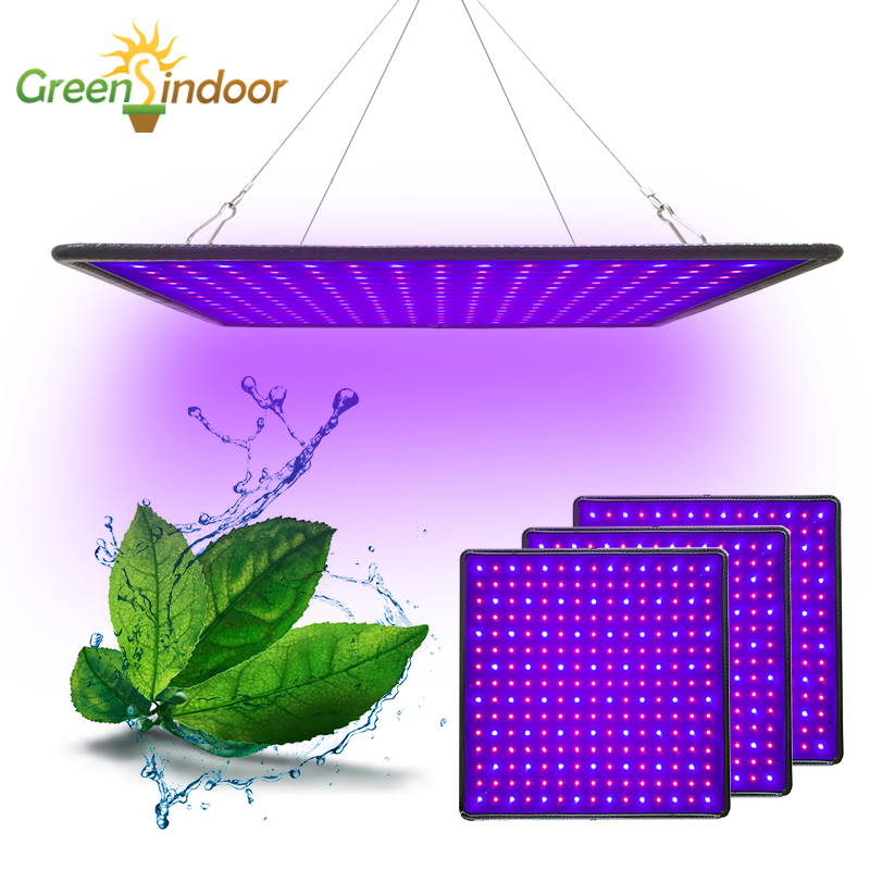 Grow Light 1000W Full Spectrum LED Grow Hydroponics Indoor Plant Lamp For Growing Room Tent Fitolamp Lamp For Plants  Veg Flower