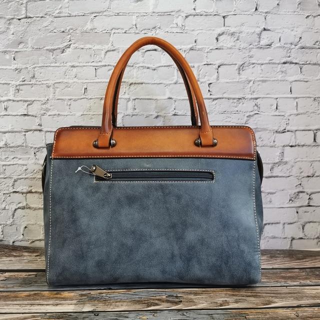 Classic Women's Leather Luxury Bag  3