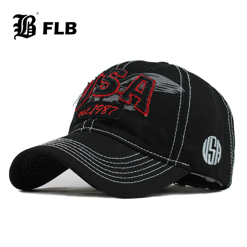 [FLB] Men'S Baseball Cap For Women Snapback Hat Embroidery Bone Cap Gorras Casual Casquette Men Baseball Hat 2020 New F601