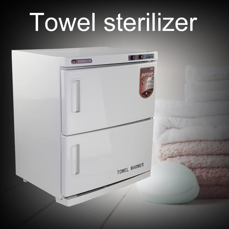 220V Automatic Towel Disinfection Cabinet Hotel Electric Towel Disinfection Machine Beauty Salon Wet Towel Heating Cabinet