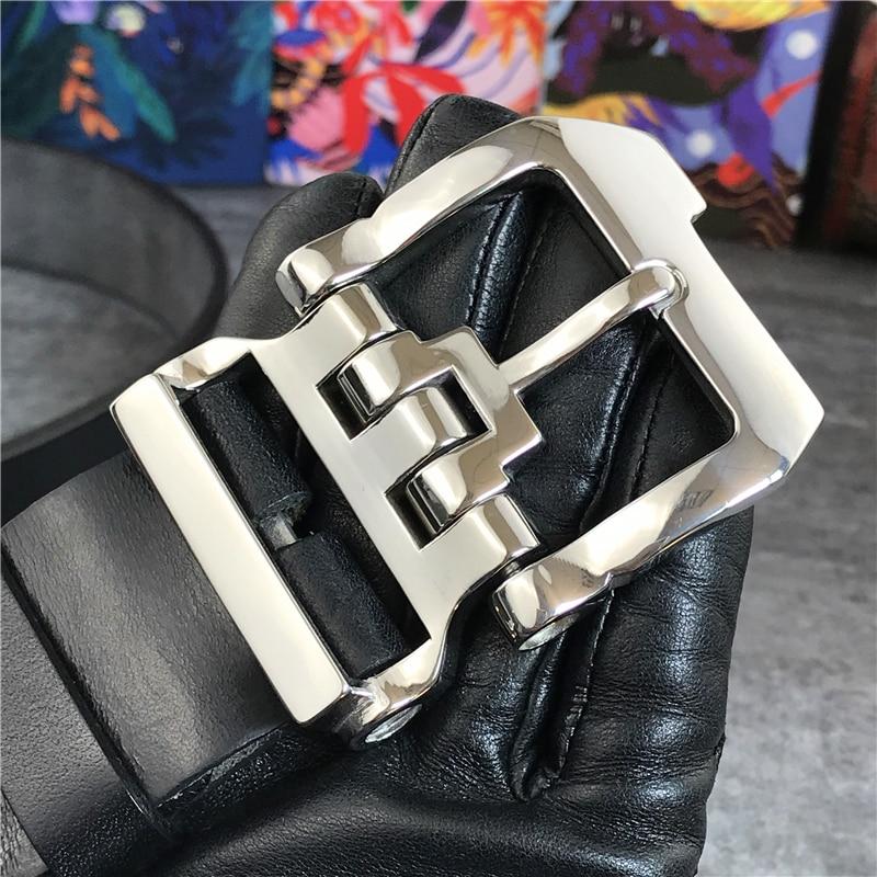 Stainless Steel Belt Buckles For Men Belt DIY Garment Accessories Leather Craft Buckle Belt Men's Waist Buckle For Belt SK0005