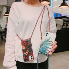 Чехол для телефона с цветами iphone 11 pro max x xs xr 7 8plus