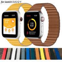 Lederband Für apple watch band 42mm Ersatz Armbänder iWatch serie 5 4 3 2 1 uhrenarmbänder armband 44mm 40mm 38mm schleife