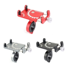 360 Degree Rotation Mobile Phone Mount Bike Cellphone Holder Support Mountain Bicycle Handlebar Cellphone Stand Tools 065 abs 360 degree rotatable multifunction mount holder for cellphone gps mp3 mp4 black