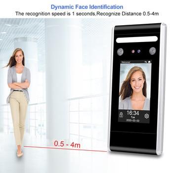 Biometric Access Control - WiFi Dynamic Face Time Attendance