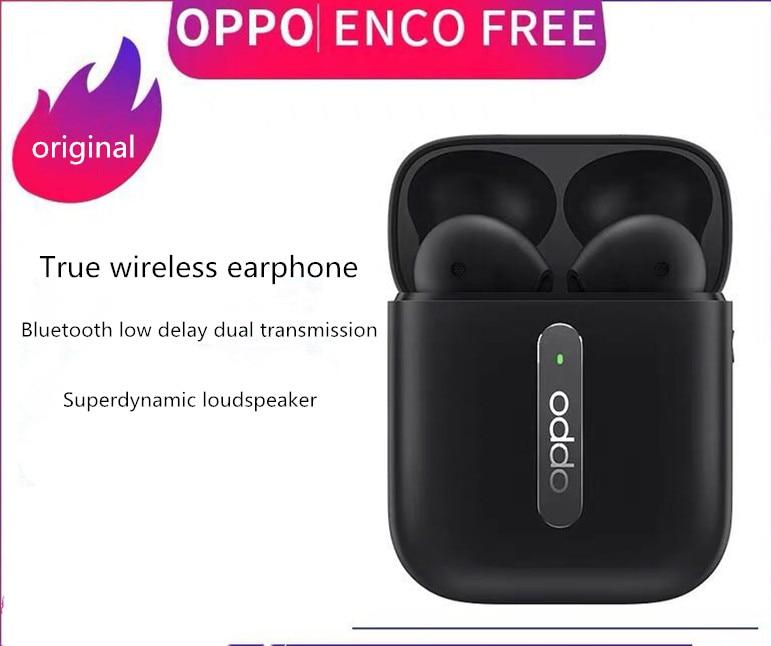 Оригинальный OPPO Enco gratuit tws, Bluetooth, zoom tro 2z 2f 10x
