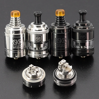 Electronic Cigarette Atomizers