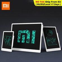 Xiaomi Mijia LCD petit tableau noir avec stylet magnétique 10 pouces 13.5 pouces 20 pouces Mini tapis de dessin enfants tableau d'écriture manuscrite