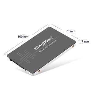 Image 2 - KingDian SSD 1tb 128gb 256gb 512gb SSD 2.5 SATA SATA iii 2TB HDD wewnętrzny dysk twardy SSD dysku dla Laptop PC