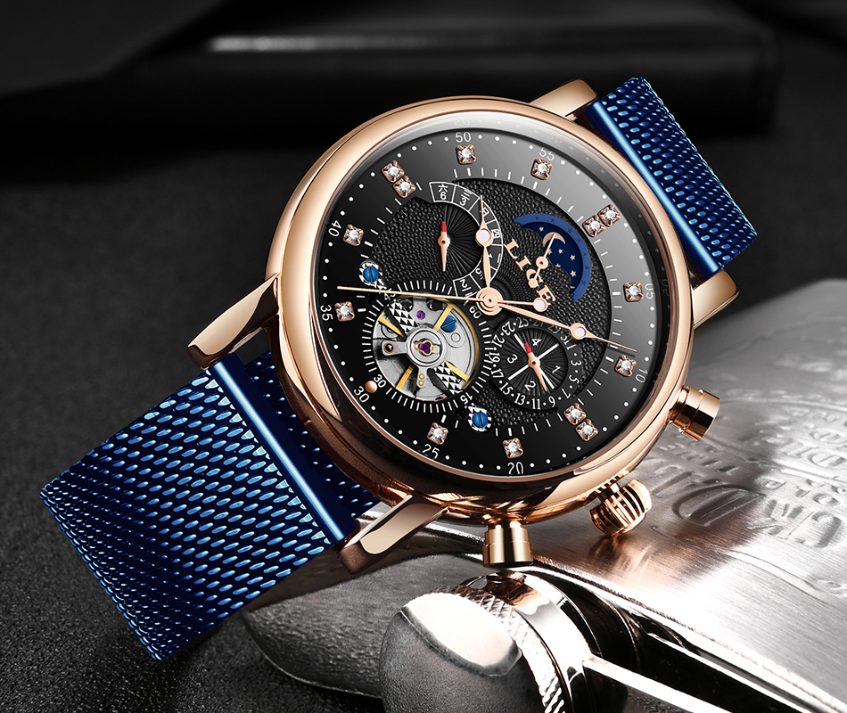 Hd1a9a158cfe84199bbb1eec1145e987e2 LIGE Gift Mens Watches Brand Luxury Fashion Tourbillon Automatic Mechanical Watch Men Stainless Steel watch Relogio Masculino