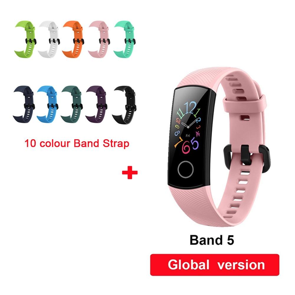 pink band5 10 Strap