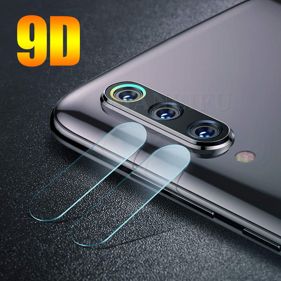 2Pcs Lens Protector Glass On The for Xiaomi <font><b>Mi</b></font> Note 10 A3 9 Lite Tempered Glass Redmi K30(5G) Note 7 <font><b>8</b></font> Pro 8T <font><b>Camera</b></font> Screen Film image