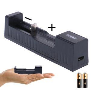 Image 2 - 3,7 V Universal Akku USB Ladegerät Für 18650 16340 14500 10400 26650 Li Ion X6HB