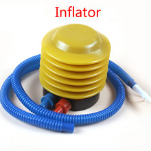 Надувная игрушка-поплавок воздушный ножной насос воздушные шары ножное Надувное событие и вечерние принадлежности Высокое качество воздушный насос