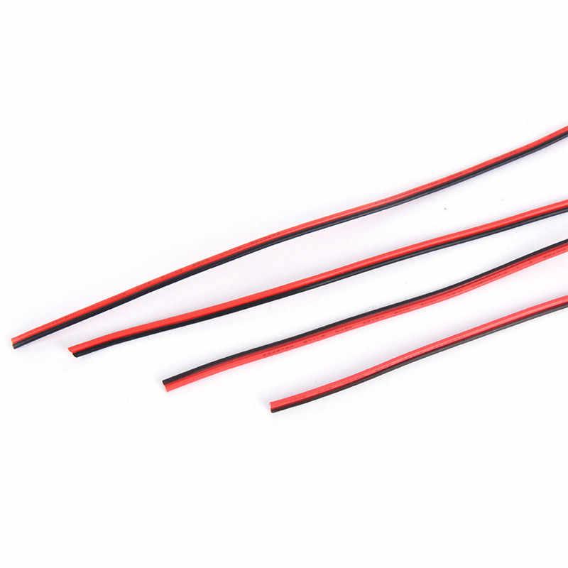 Gran oferta, Cable de extensión RGB de 2 pines de 1/2M, Cable para tira de luz LED RGB 3528/5050, venta al por mayor