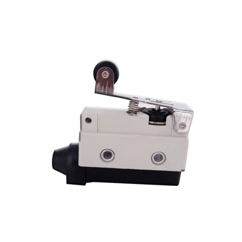 Купить с кэшбэком Optimized button micro-motion travel limit switch 1P, 1C / O fast action 10A 250VAC XCJ-127 with soft rubber cable cover