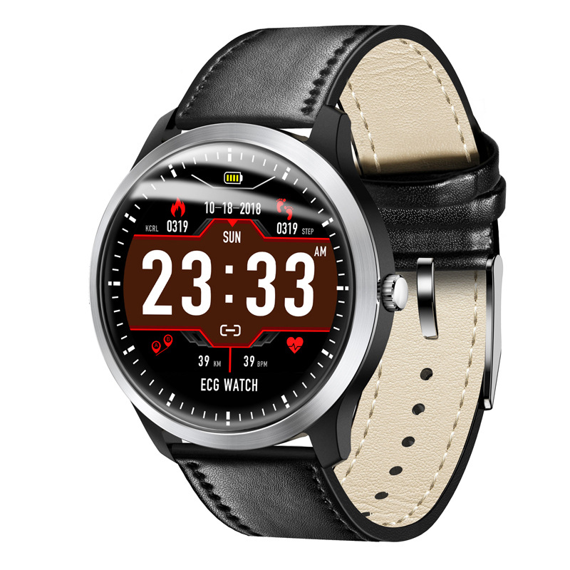 PPG+ECG electronic wristwatch sport smart men watch sports modes Heart rate monitor blood pressure Android Smartwatch for man