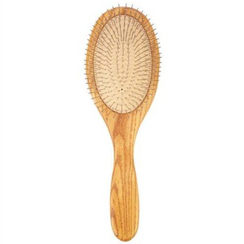 Wooden Massage Comb Scalp Massage Brush Air Cushion Combs Anti-static Brushes Small Massage Natural Wood Hair Comb