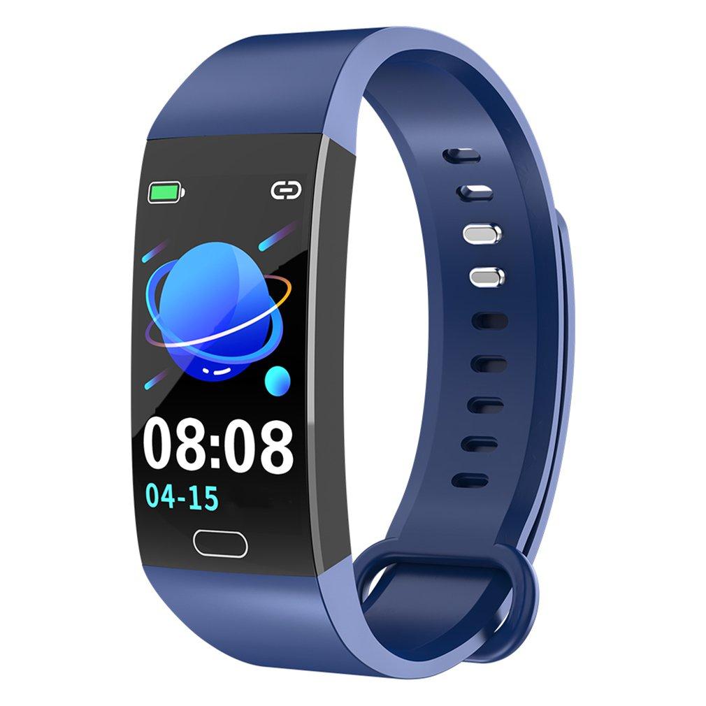 Smart Bracelet With Measuring Pressure Clock Tonometer Pedometer Wristband Fitness Tracker Heart Rate Monitor Sports Bracelet