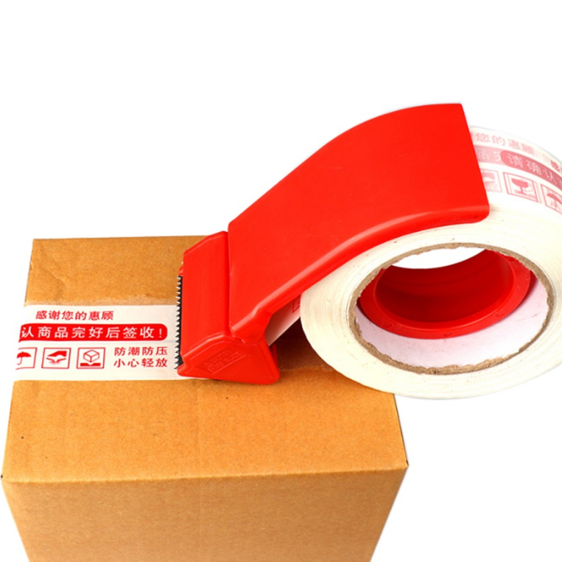 Tape Cutter Tape Dispenser Plastic Roller Manual Sealing Device Baler Carton Sealer Width Packager Cutting Machine