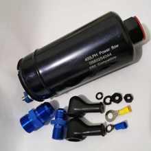 Nova qualidade e85 alto desempenho efi 400lph inline bomba de combustível externo 0580254044 0580 254 044 etanol compatível