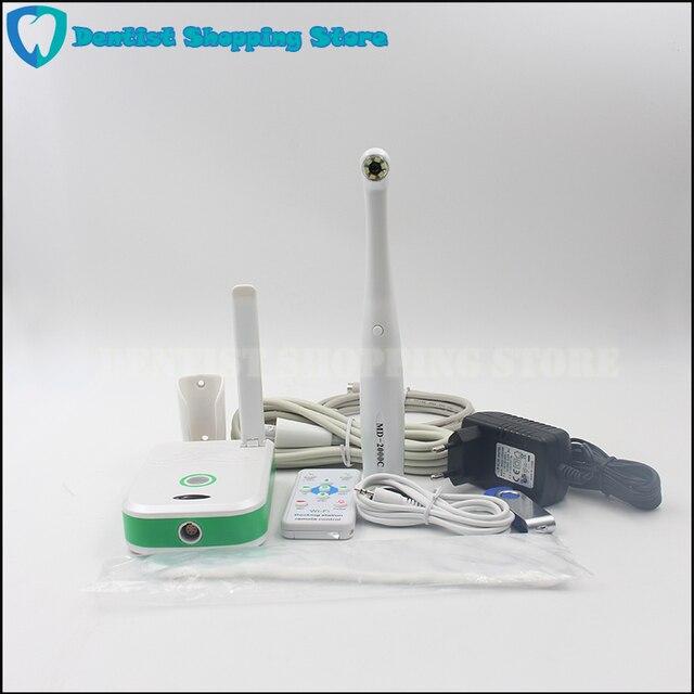 Led 2.0 mega oral dental câmera intraoral vga câmera 1/4 sony ccd focagem automática dentes foto tiro