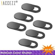 !ACCEZZ WebCam Cover Shutter Antispy Camera Len Covers Mobile Phone Pl