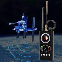 Anti Spy RF Detector Hidden Camera Finder Bug GPS Wireless Signal Alarm Scanner D08A