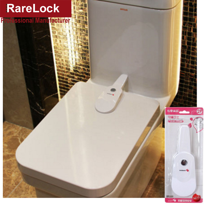 Rarelock Baby Product Toilet Lock Stopper for Home Child Safety Bathroom Accessories  MS317 bb