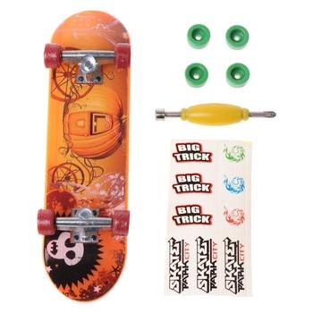 Alloy Stand mini deskorolka podstrunnica Skate Trucks Kid zabawka na prezent dla dziecka tanie i dobre opinie Z tworzywa sztucznego CN (pochodzenie) L41D7HH900430 Certyfikat none 9 5*2 5*2cm Finger deskorolki 12-15 lat Dorośli 5-7 lat
