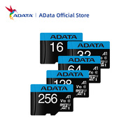 ADATA A1 tarjeta de memoria 256GB 200GB 128GB 32GB 64GB tarjeta Micro sd de 16GB Class10 100 MB/S UHS-1 tarjeta flash de memoria Microsd TF/tarjeta SD