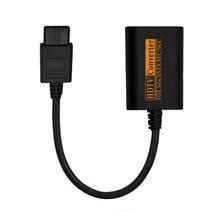 For Nintendo 64 Super Famicom SFC Super NES SNES GameCube to HDMI AV Adapter 720P HD Audio Video Converter for HDTV Monitor
