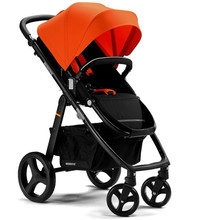 Luxury 2 in 1 Baby Stroller Multifunctional Portable High Landscape Colorful Folding Carriage Carseat Gold Baby Newborn Stroller european high profile baby carriage 2 in 1 dual use baby stroller luxury umbrella cart