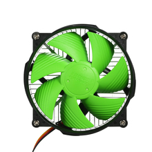 3 pin cpu вентилятор PC cpu кулер для cpu быстрый отвод тепла низкий уровень шума