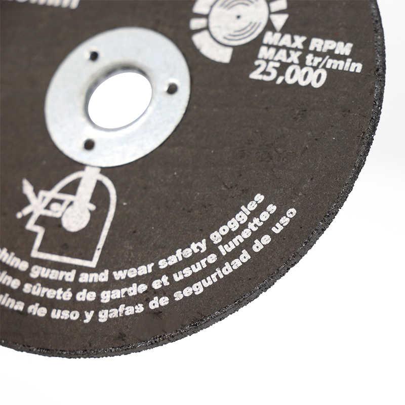 XCAN 1pc średnica 75mm tarcza tnąca z włókna do szlifierki kątowej tarcza do cięcia kamienia płytka Metel piła tarczowa