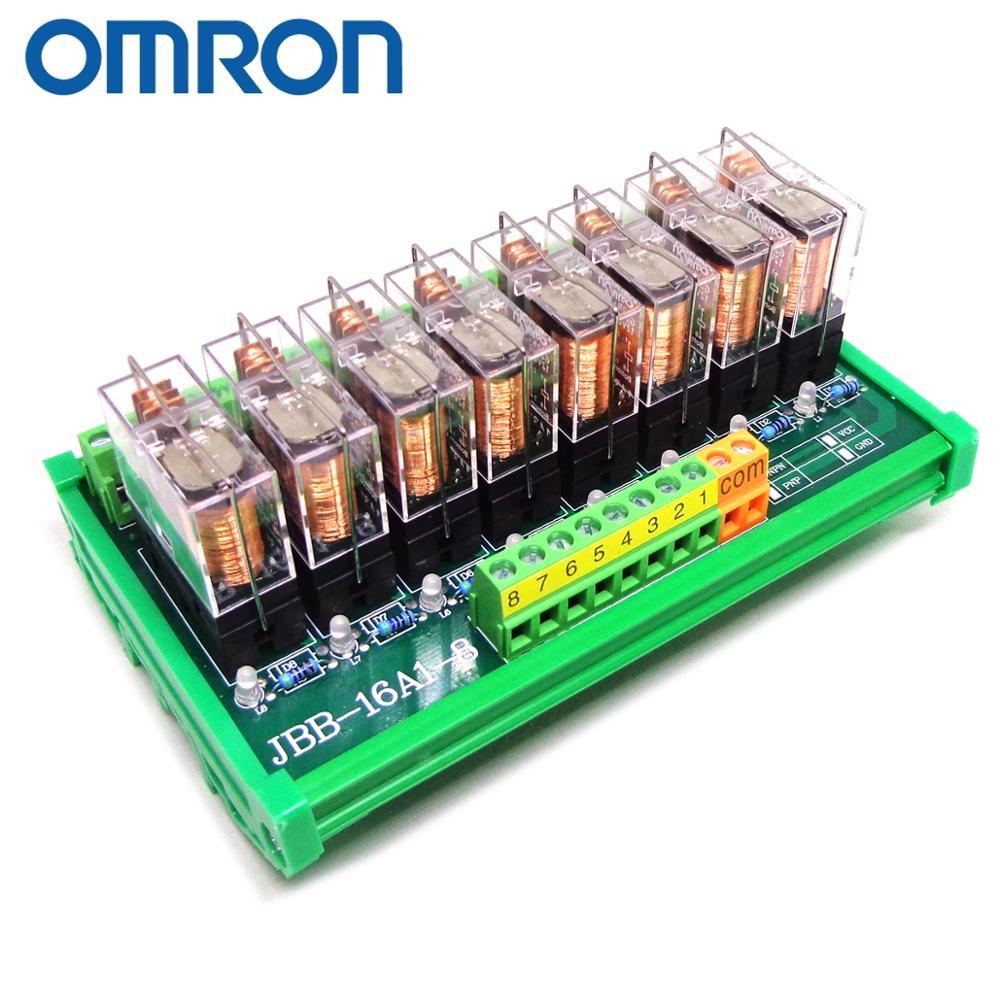 5PCS ORIGINAL G2RL-1-E 12VDC G2RL-1-E-DC12 OMRON Relay 8pins
