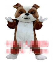Dog Mascot Costume Suits Cosplay Party Game Dress Outfits Clothing Carnival Halloween Handmade Interesting Cartoon Character