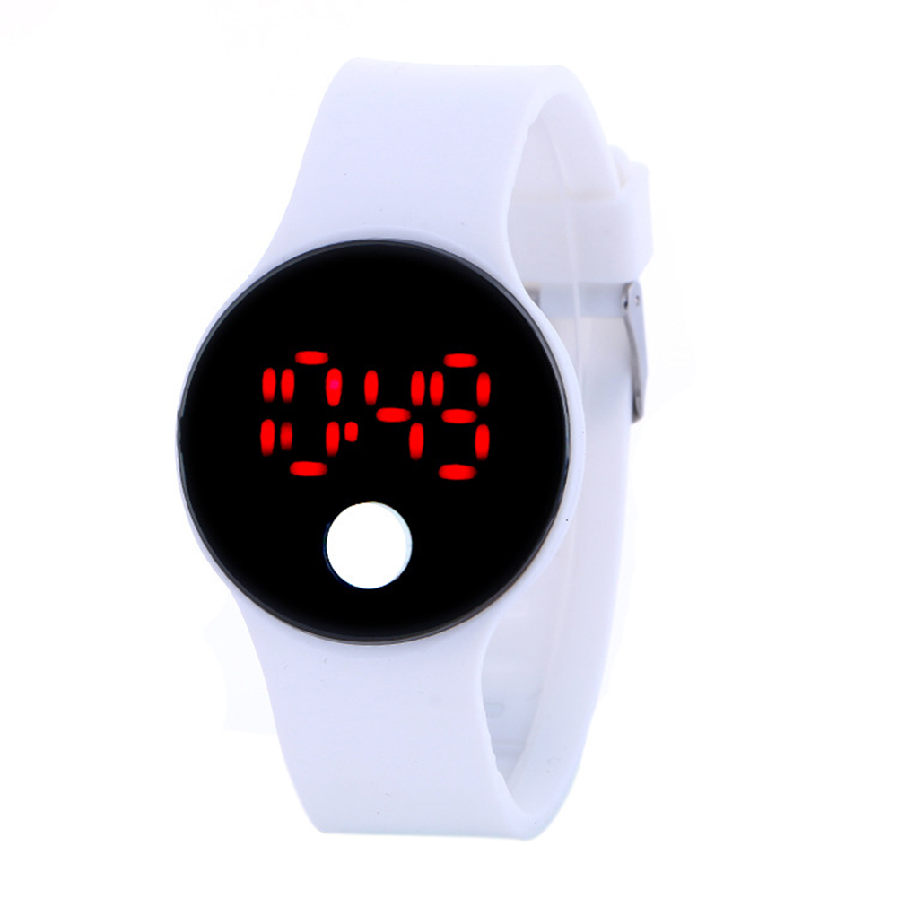 2020 Kids Digital Sports Wrist Watch Student Gift Fashion Led Display Watches Children' gift enlarge