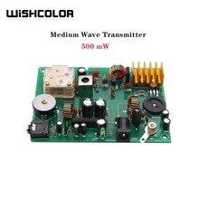 Micro Power Medium Wave Zender Board Gemonteerd Voor Testen Crystal Radio Binnenlandse Gebruik