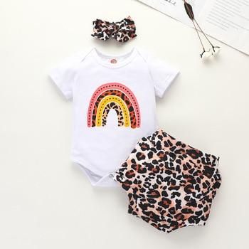 Baby Girls' Summer Bodysuits