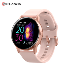 Women IP68 Waterproof Smart Watch Bluetooth Smartwatch For Apple IPhone xiaomi LG Heart Rate Monitor Fitness Tracker