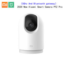 2020 Original Xiaomi Mijia Smart 360 Cámara angular PTZ Pro Gateway y doble frecuencia 5ghz Webcam IP wi-fi Monitor de seguridad para bebés(China)