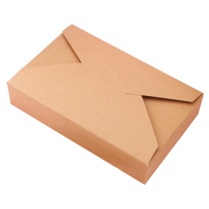 Image 5 - Brown & White Envelope Box Gift Box Packaging for Sweets Candies Paper Box for Cookie Presents Carton Caixa