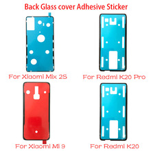 Sticker Battery-Cover Adhesive Back-Housing for Xiaomi Mi-9/9t-mix/2s/.. 2PCS