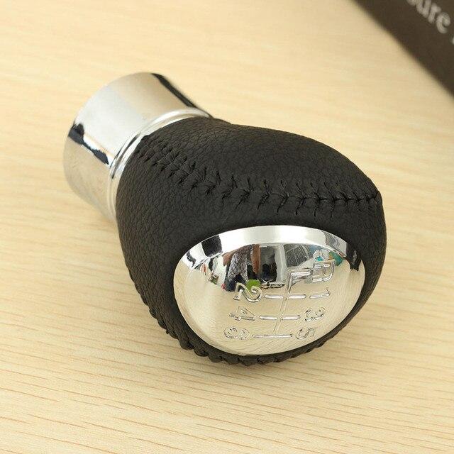 5 6 Speed MT Gear Shift Knob for Mazda 3 BK 5 CR 6 GG/GY MPV PREMACY CP 323/323F BJ 626 GF/GW XEDOS 6 RX-8 GearShifter Stick Pen 1