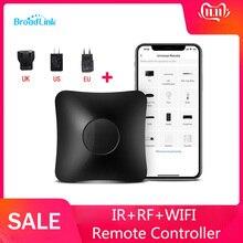 Broadlink RM4 Pro Universal IntelligenteรีโมทคอนโทรลSmart Home Wifi + IR + Rf Schakelaar Werk Met Alexa