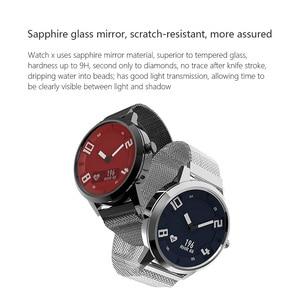 Image 3 - Reloj Inteligente Lenovo X Edición Deportiva BT5.0 Puntero Luminoso Pantalla OLED Reloj de Pulsera de Doble Capa de Silicona