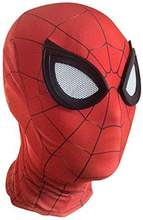 Halloween Spiderman Amazing Spider-man Adulto Mask Adult Accessories for Kids Costume Print Child 3d Cosplay
