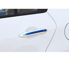Lsrtw2017 Car Door Handle Cover Trtms for Kia K3 Kia Cerato 2012 2013 2014 2015 2016 2017 2018 Interior Mouldings Accessories