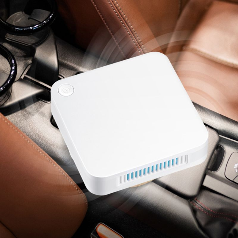 USB Lade Mini Indoor Luft Reiniger Ozon Generator Hause Deodorizer für Pet Haus Bad Sterilisation Keimtötende